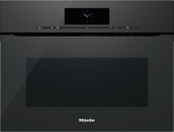 Miele H6800 60bmxgr Kompaktbackofen Mit Mikrowelle Backofen Einbau
