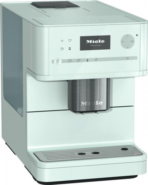 Miele Cm6150 Chlw Kaffeemaschine Vollautomat Bohnen Lotosweiss