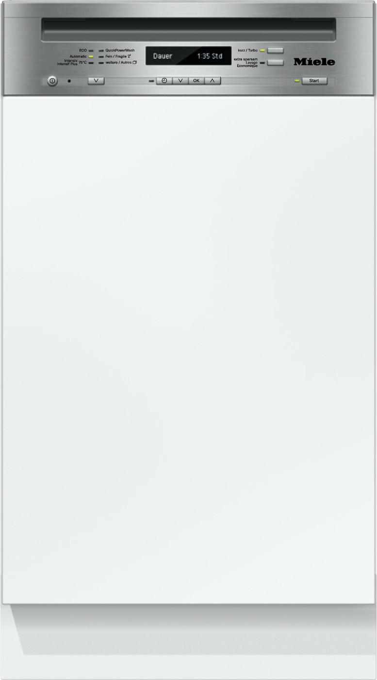 miele g14820 45scied geschirrsp ler integriert einbau 45cm integriert geschirrsp ler. Black Bedroom Furniture Sets. Home Design Ideas