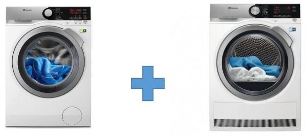 set angebot electrolux waschmaschine wagl6e300 trockner. Black Bedroom Furniture Sets. Home Design Ideas