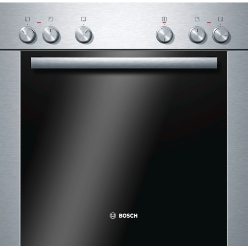 bosch hea20b251c elektroherd edelstahl backofen einbau eu norm 60cm back fen backen. Black Bedroom Furniture Sets. Home Design Ideas