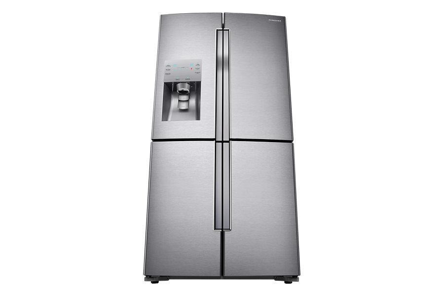 Kühlschrank Geruchsneutralisierer : Samsung rf j sr ws t kühlschrank links rechts
