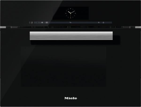 miele dgm6800 60sw dampfgarer mit mikrowelle kombiger te eu norm 60cm back fen backen. Black Bedroom Furniture Sets. Home Design Ideas